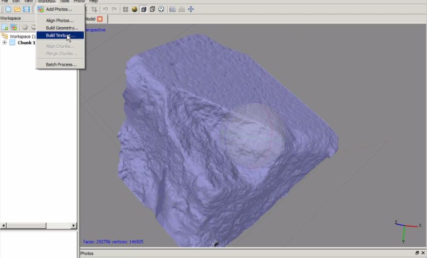 Dalla modellazione 3d con photoscan alla stampa 3d 3dart for Modellazione 3d gratis