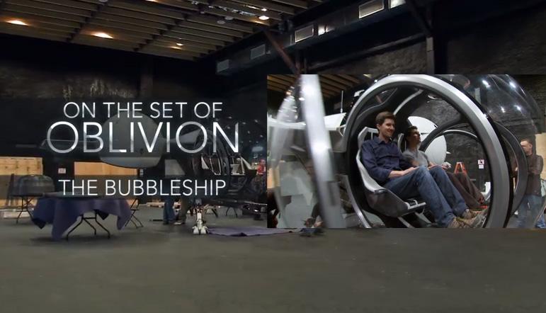 Bubbleship--blivion