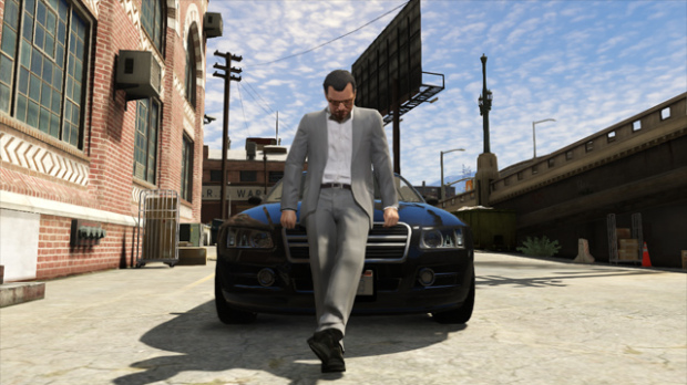 GTA-5-Screenshot-Man-Suit-Car_3dart