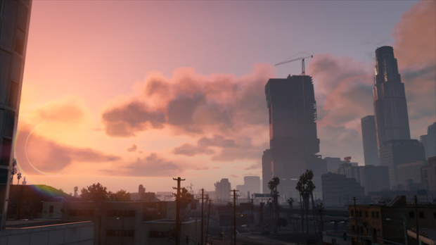 GTA5-Screenshot-Sunset-Buildings