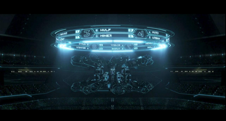 TRON- Legacy_3dart