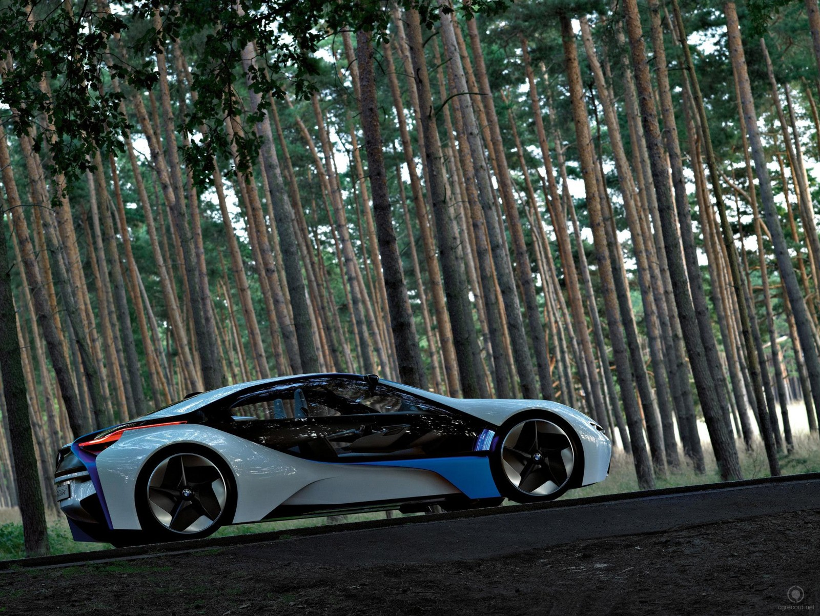 BMW Vision EfficientDynamicsi_cgrecord-net713