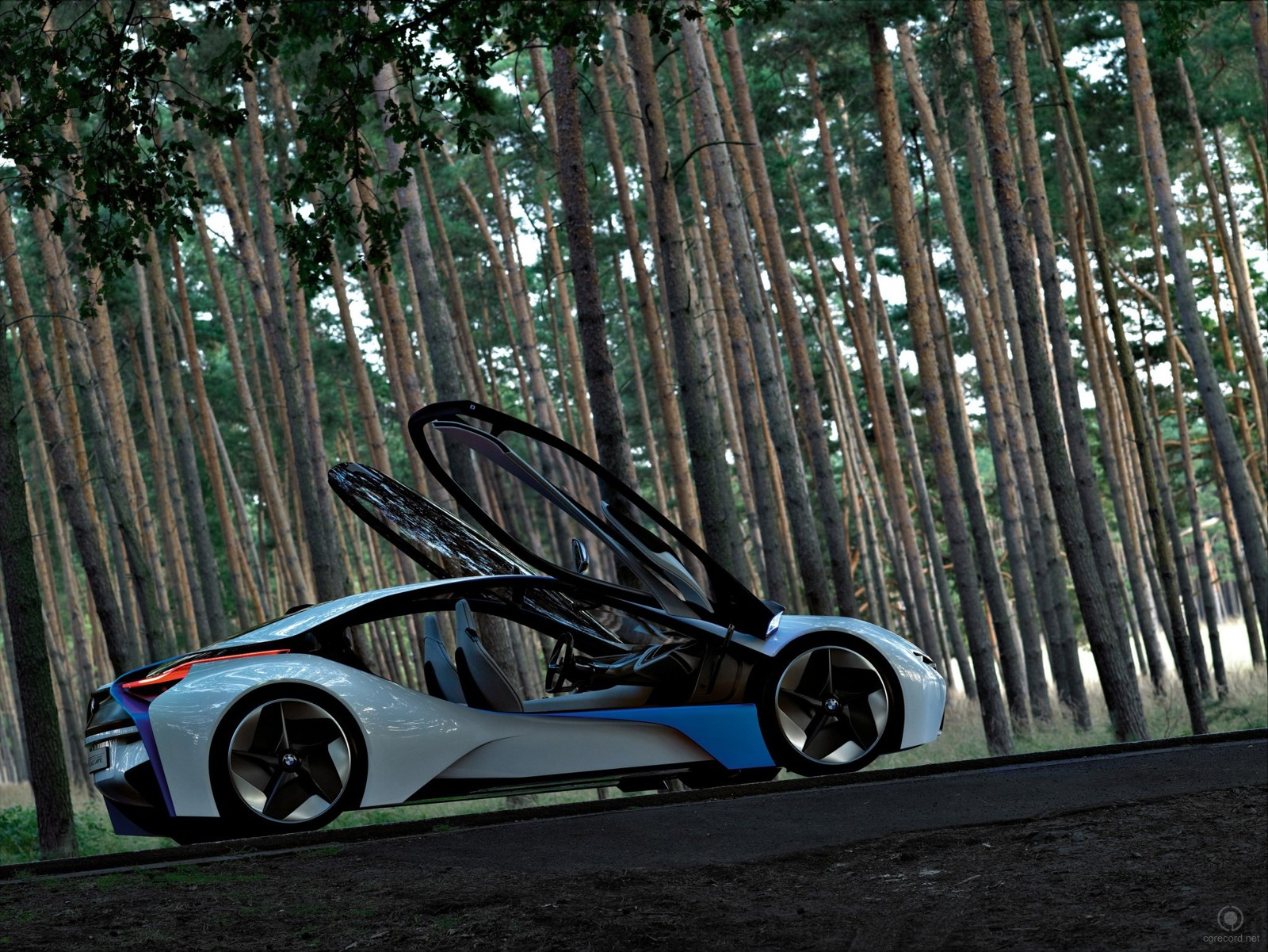 Car_Vision EfficientDynamicsi_bmw