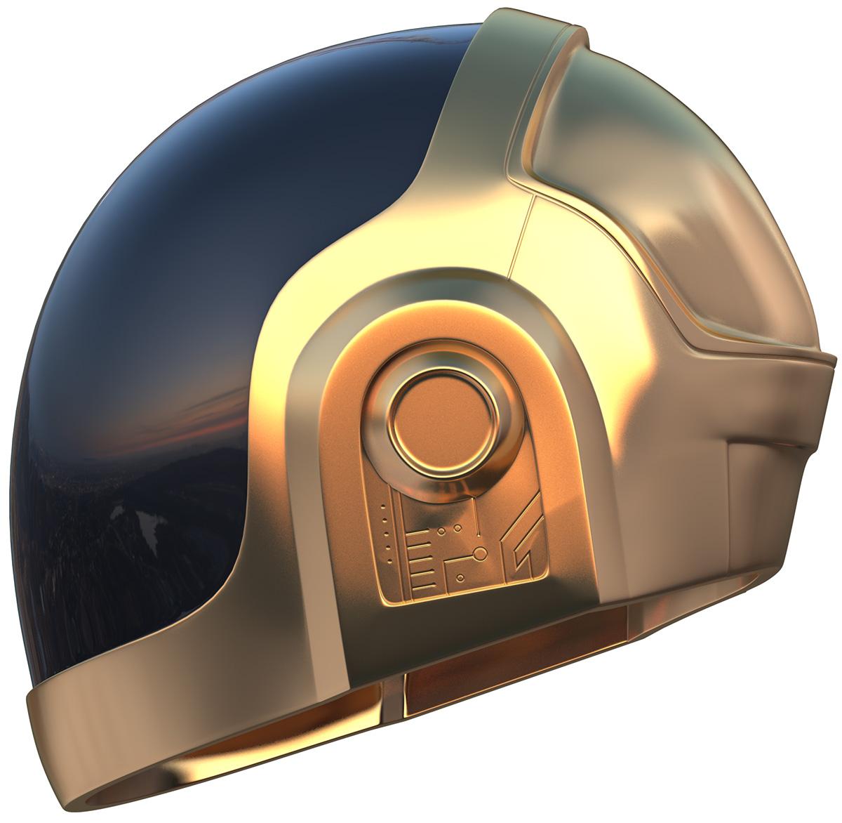 Daft Punk_Hemlet_free dwload