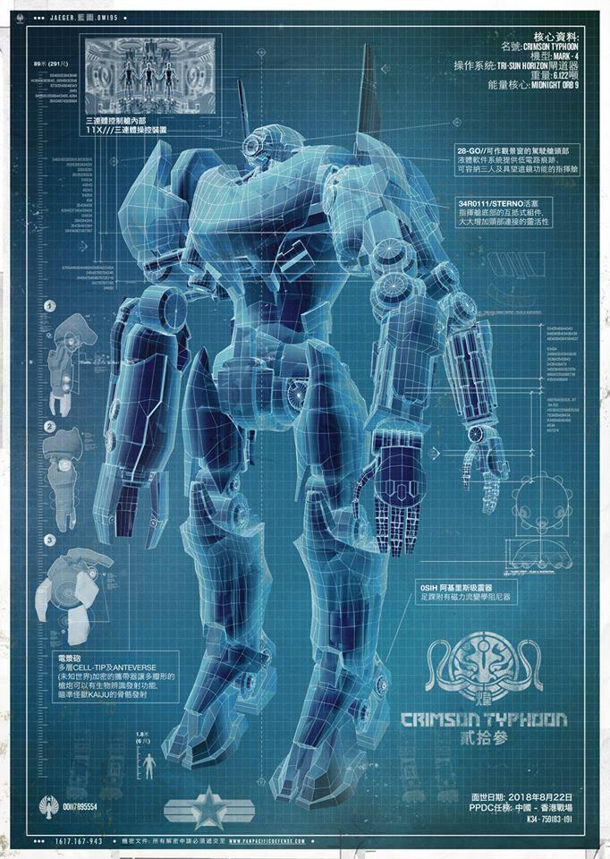 Pacific Rim_3d_robot