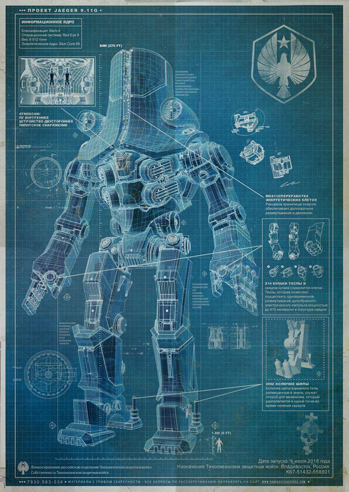Robot_design_Pacific Rim_3d