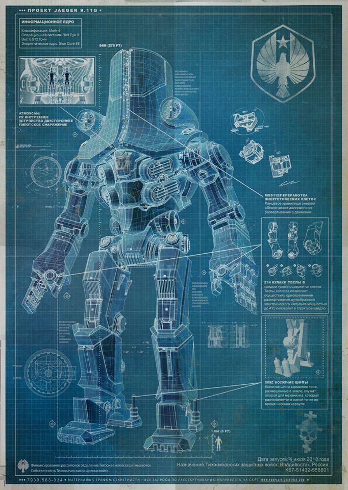 Robot_design_Pacific Rim_3d