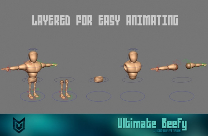 Character_animation_resorse_3dart