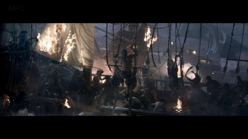 Assassin's Creed IV Black Flag Defy - Making of
