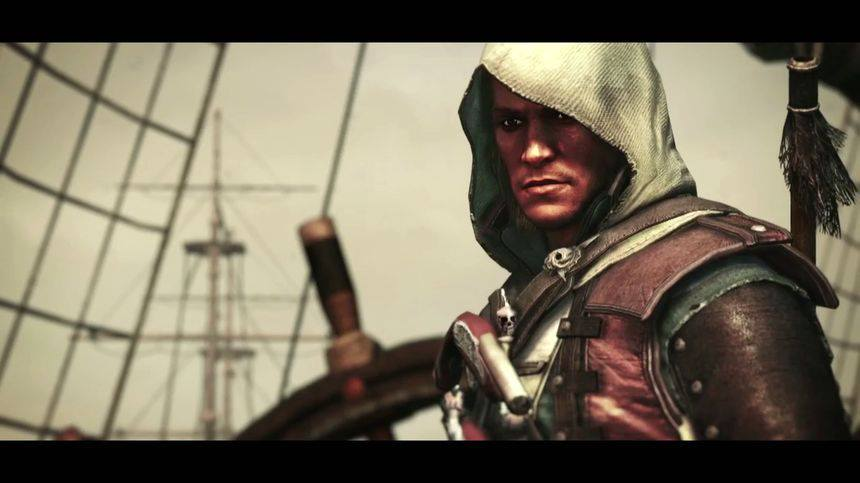 Assassin's Creed IV Making of