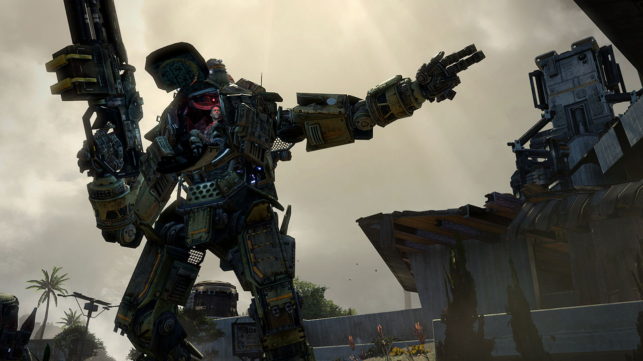 Titanfall Gameplay Trailer e Making Of
