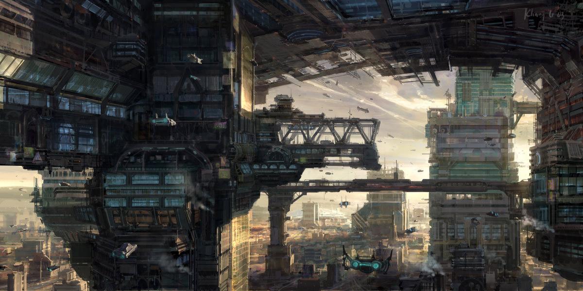 hawken-city