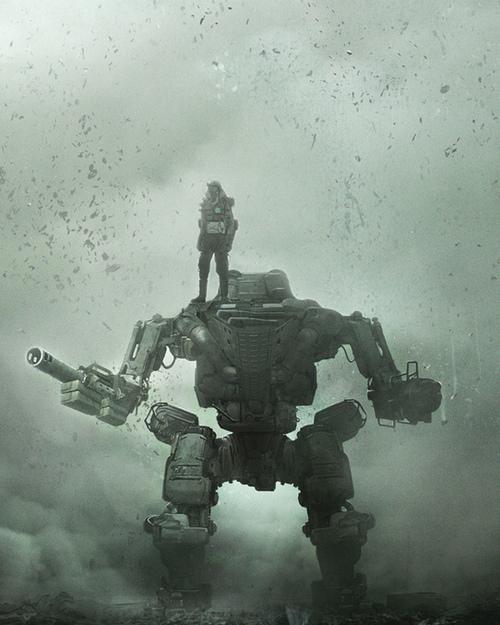 robot concepthawken