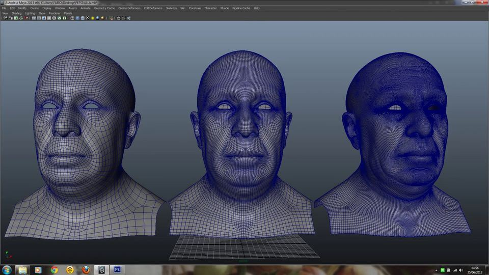 Fuad-Demo-Hyper-Real-Facial-Rigging-3DART