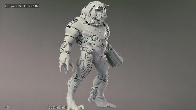 MARI in Battleship con Imagine Engine