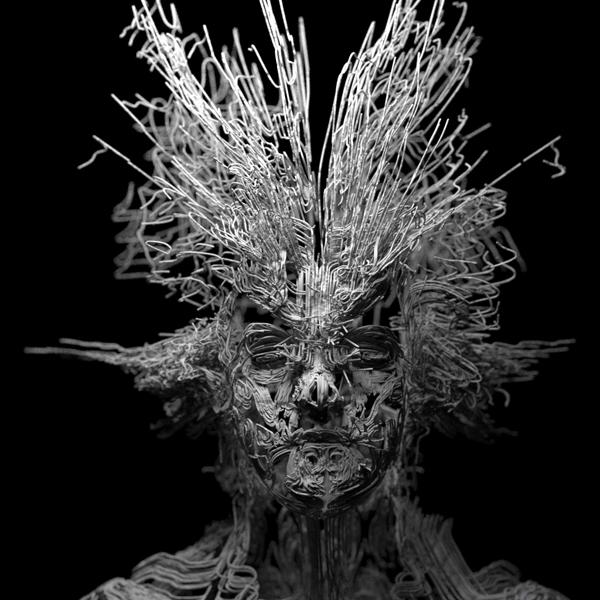 curve-head-Arnold render tutorial 3dart