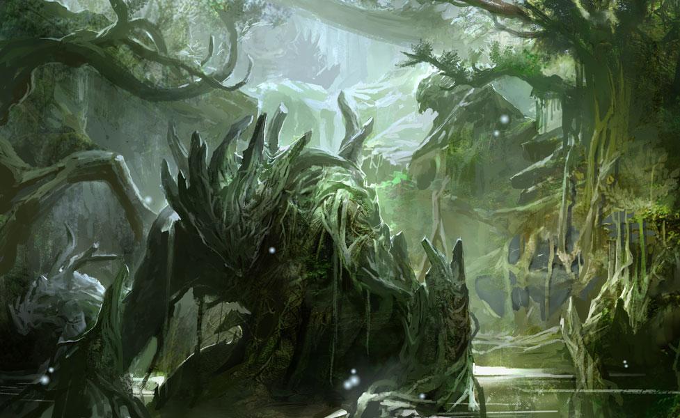 guildwars2-monster-forest