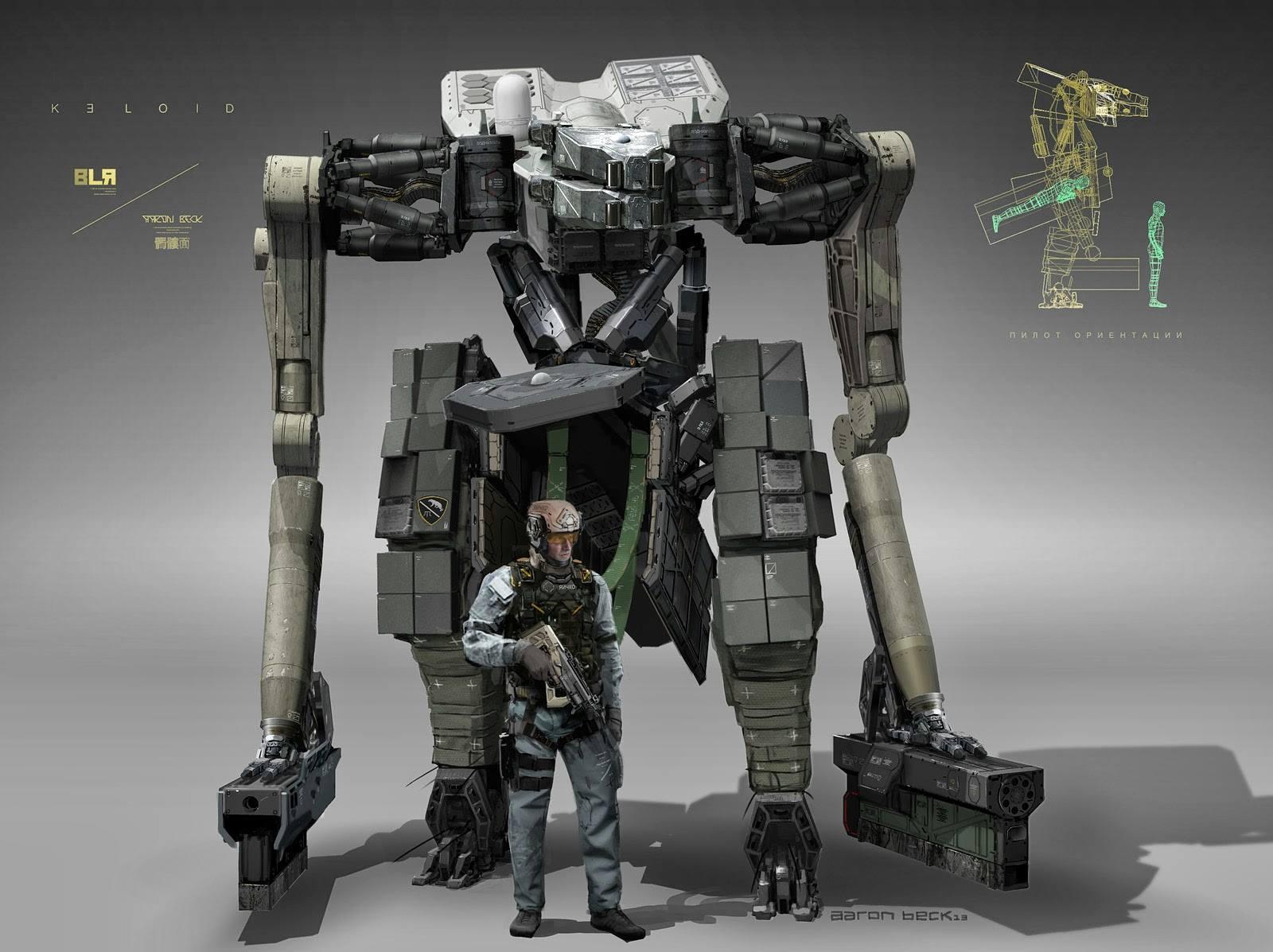 Keloid_robot_3dart