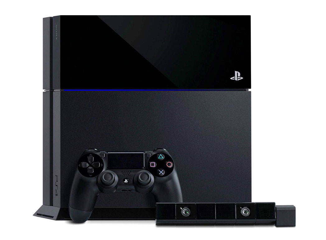 PlayStation 4 - 29 November