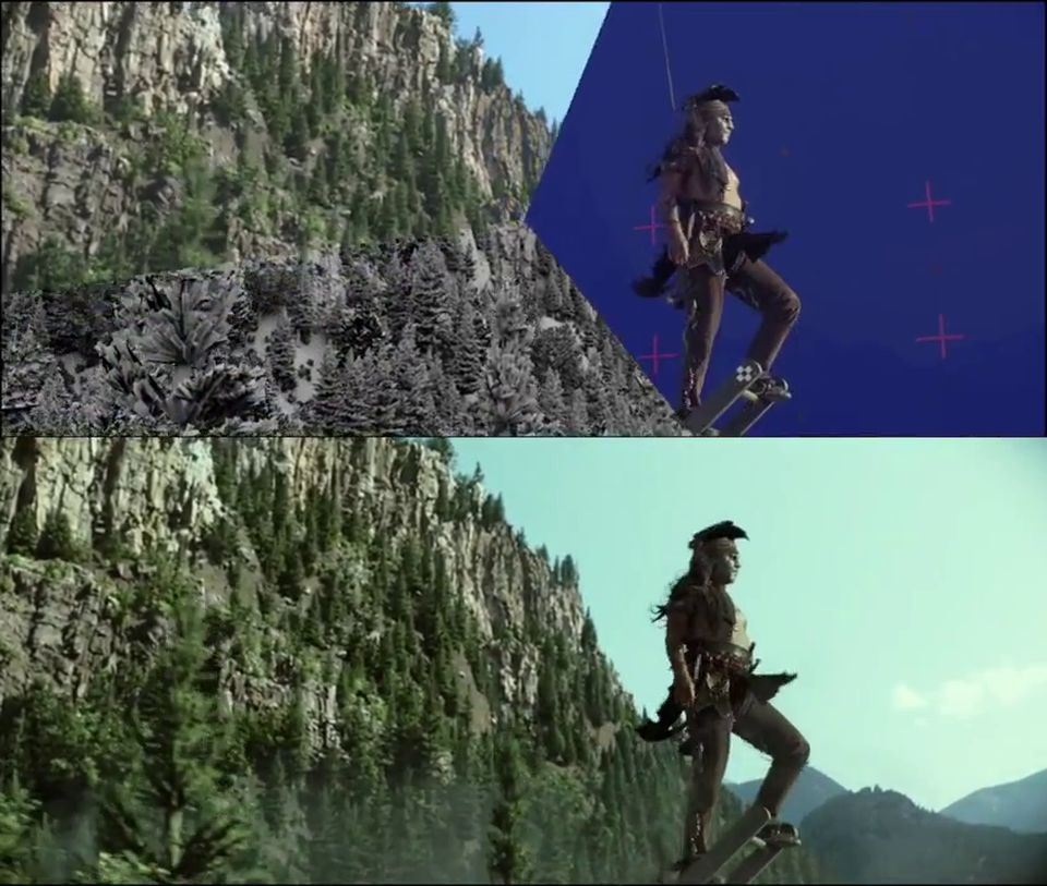 Making Of The Lone Ranger By Industrial Light & Magic