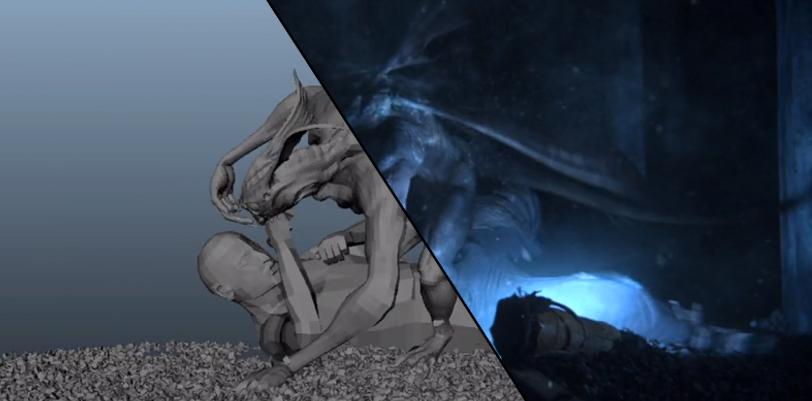 DUST - Matte Painting VFX Breakdown