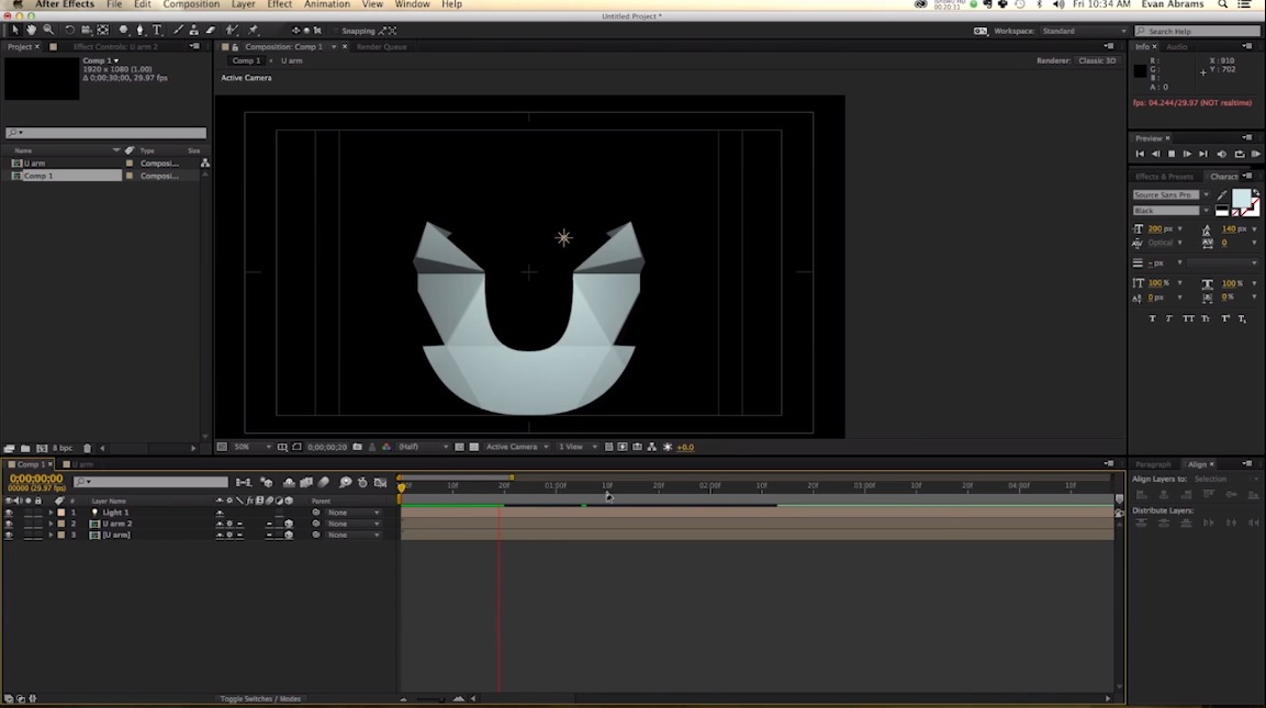 Making-unfolding-after-effects_3dart