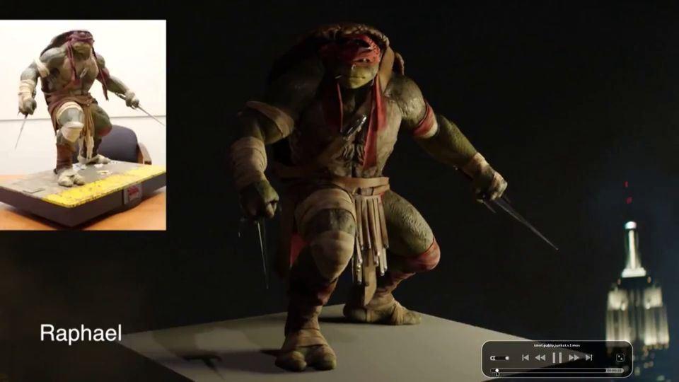 Animating-the-turtles-in-Teenage-mutant-Ninja-Turtles-with-Maya-3dart