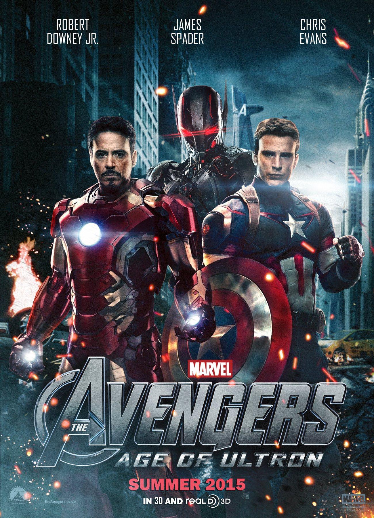 Avengers 2 film