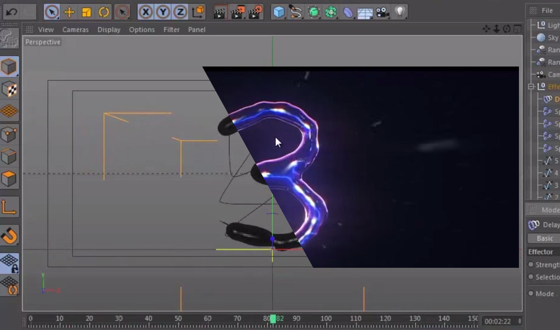 Jet Fluids FREE plugin for Cinema 4D R20 | 3DArt