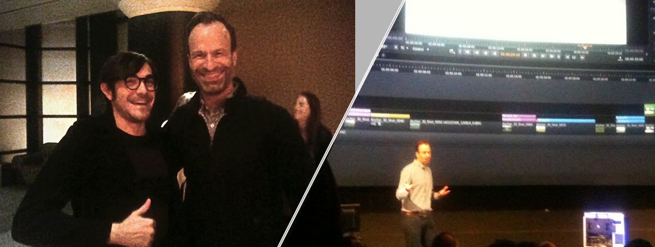 Emanuele Serra 3DArt con Jon Wadelton – NUKE Product Manager