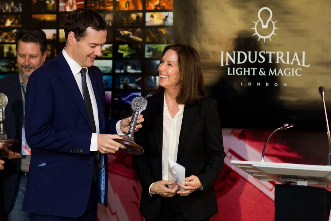 Industrial Light and Magic apre gli studios negli UK per lavorare sulla nuova trilogia di Star Wars