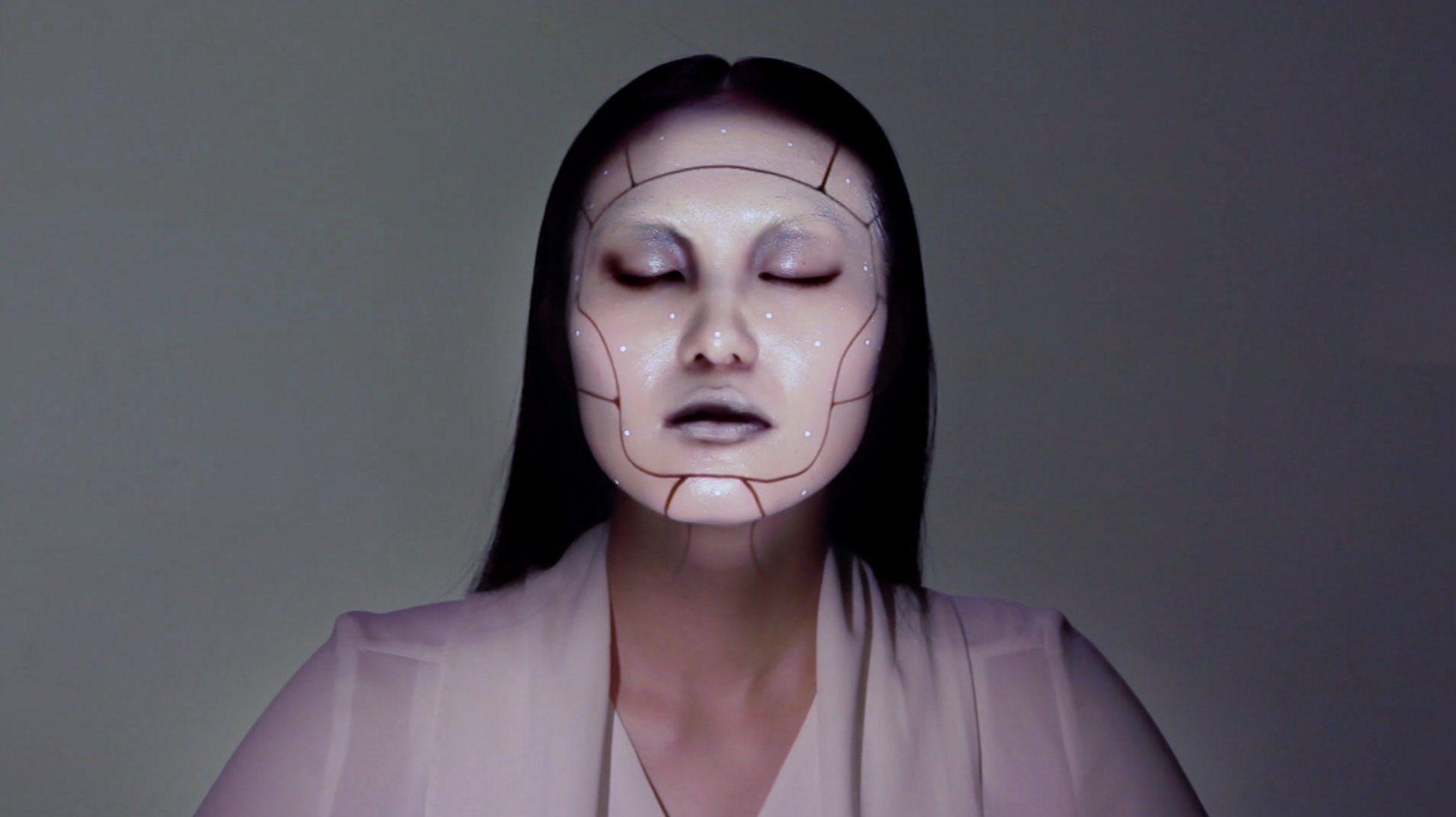 OMOTE--REALTIME-FACE-TRACKING-&-PROJECTION-MAPPING