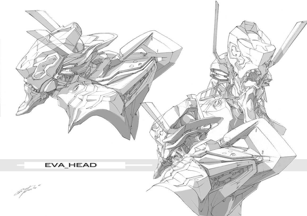 Concept Evangelion Another Impact-01