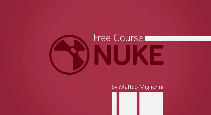 Free Course The Foundry Nuke