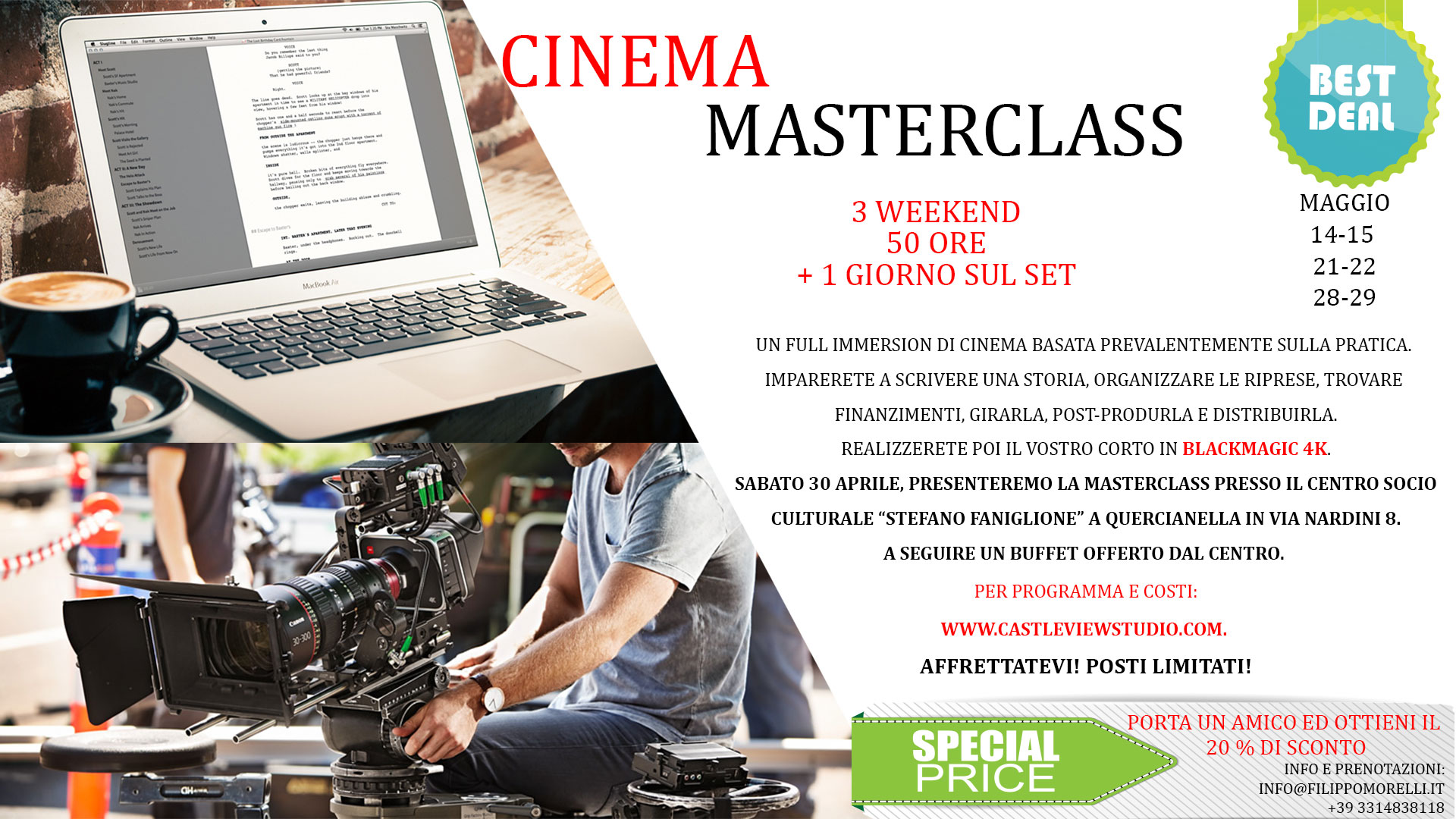 Cinema-MASTERCLASS