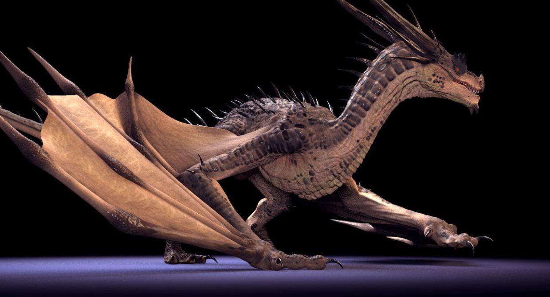 Free-Dragon-Rigged