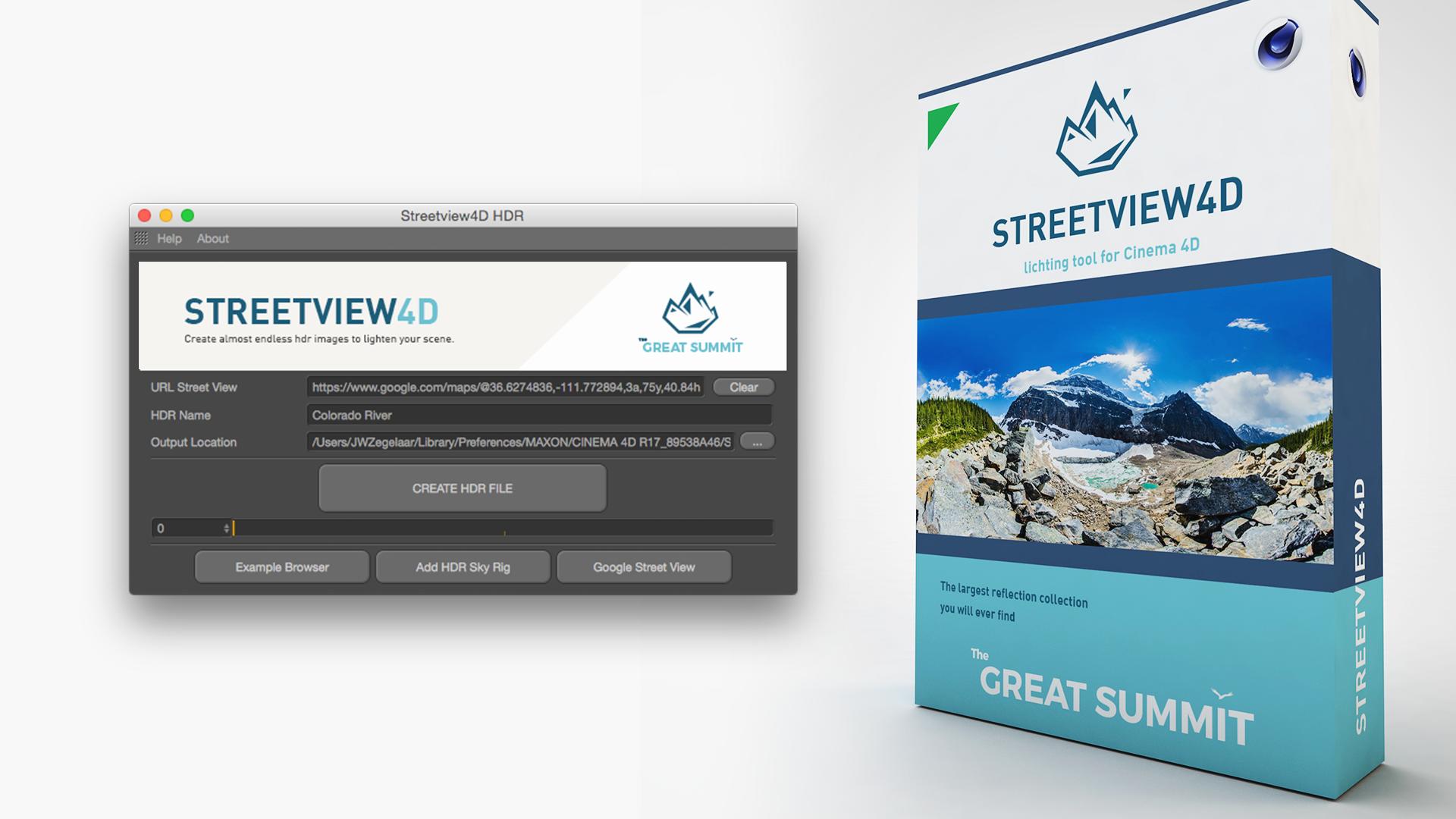 Streetview4D