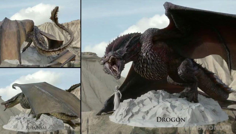 Dragon Games of thrones