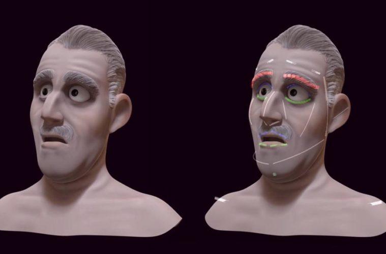 Blender - Facial Rig - EasyRigging