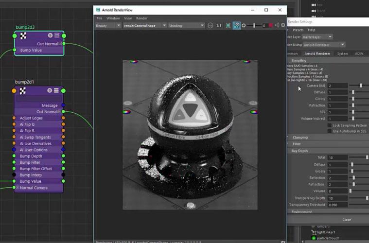 Arnold Rende Shader Archivi | 3DArt
