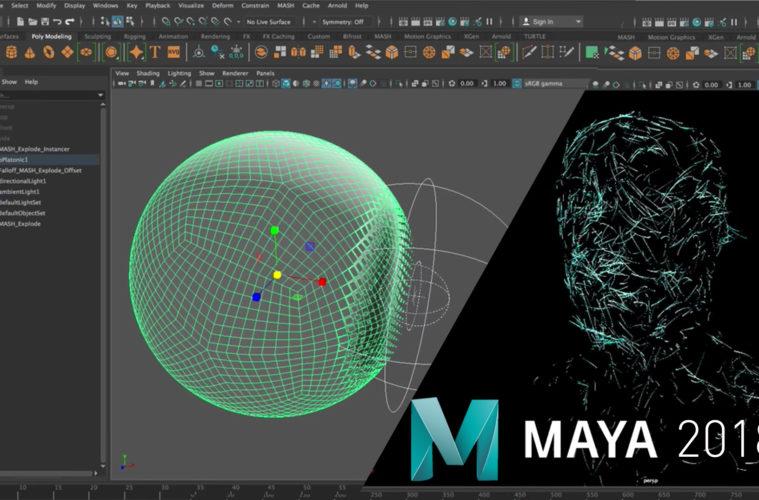 Maya 2018 - Getting Started   3DArt