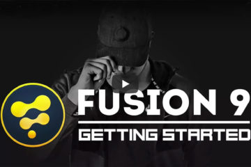 Getting Started Fusion 9