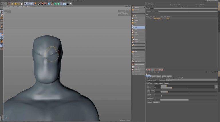 Come creare un personaggio 3D in Cinema 4D?