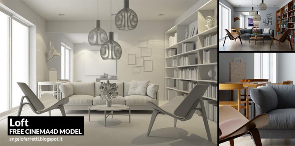 3D Model to Download | 3DArt