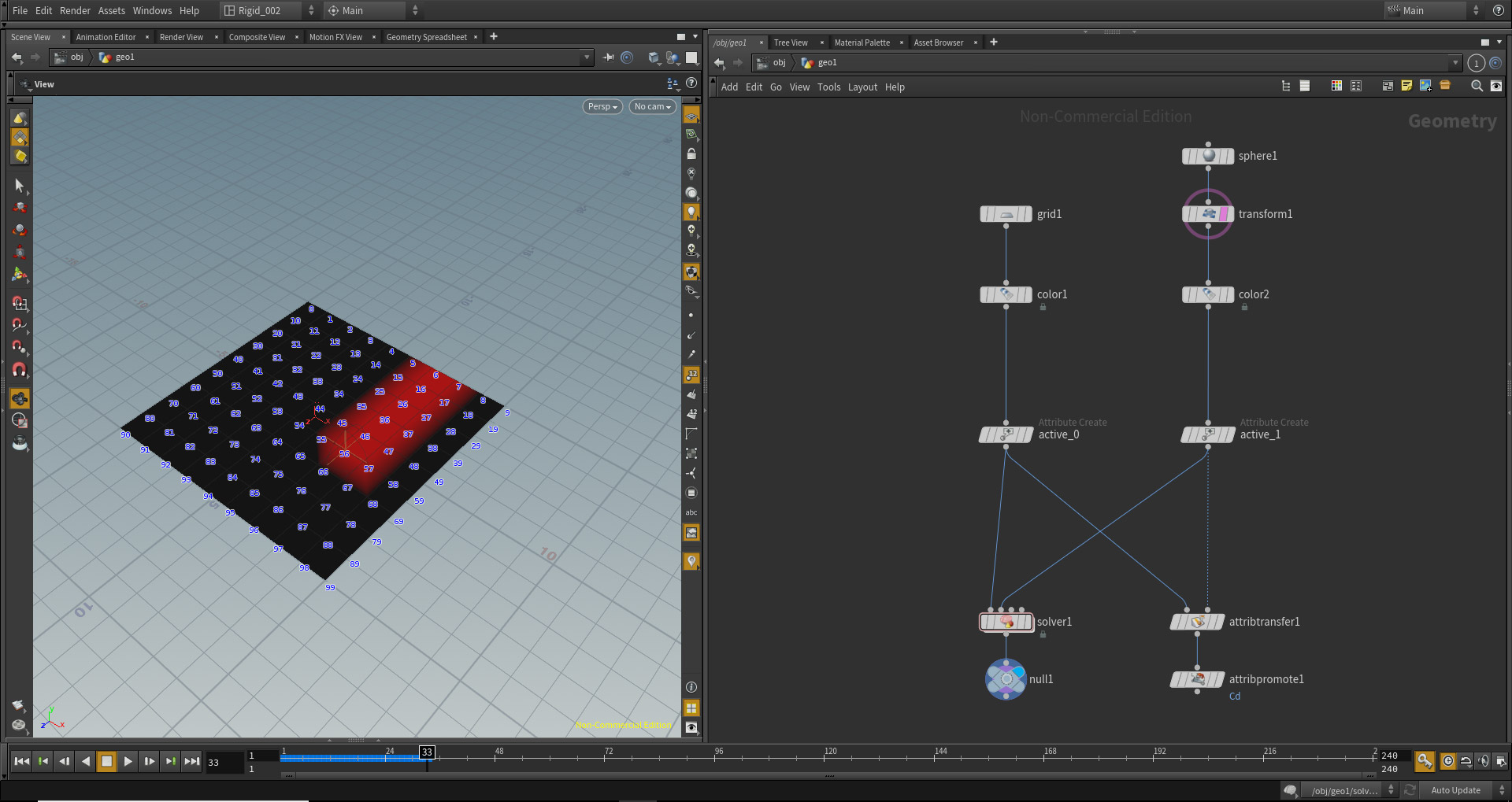 SideFX Houdini 201 - Dynamics & Fracture - corso_004 | 3DArt