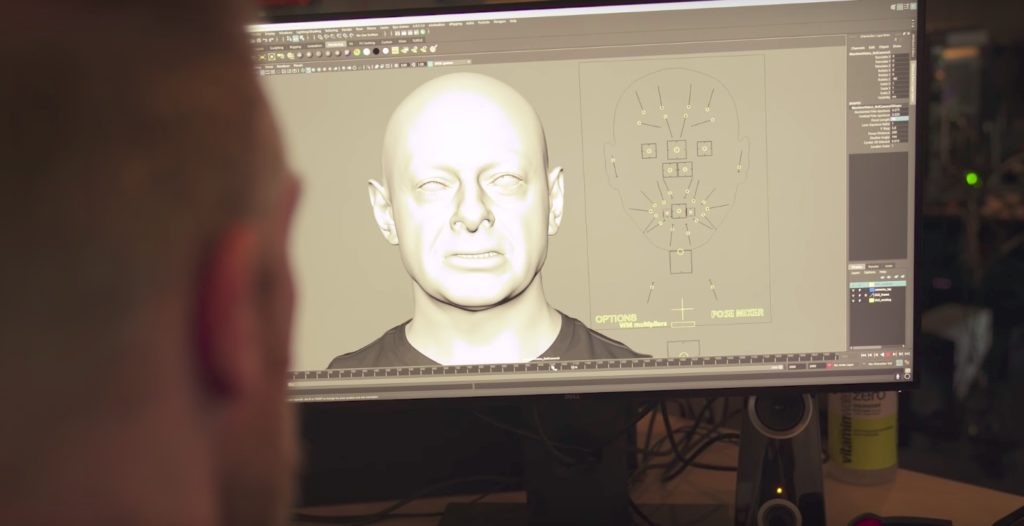 The Making of Next-Gen Digital Humans with Andy Serkis | 3DArt