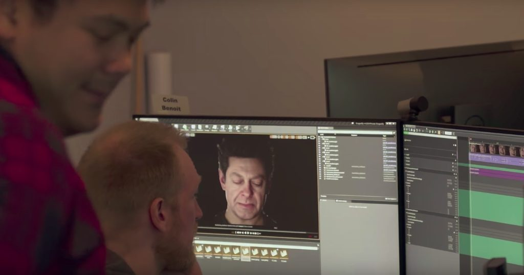 The Making of Next-Gen Digital Humans with Andy Serkis   3DArt