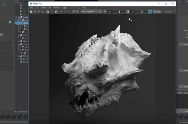 ZBrush Tutorial Archivi | 3DArt
