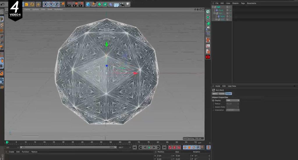 Using multiple bevel deformers - CINEMA 4D TUTORIAL | 3DArt