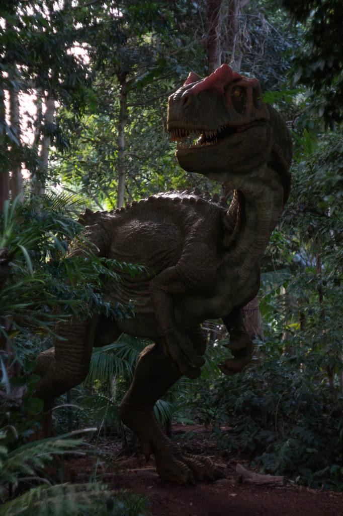 Dinosaur 3D Model & Animation Free Rig to download | 3DArt